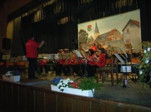 Traditionelle Eröffnung der Jugendgruppe