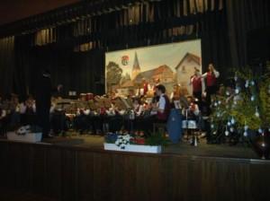 Polka mit Gesang