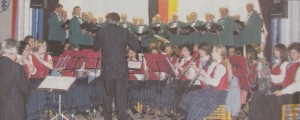 Konzert mit Männerchor Eintracht Fauerbach