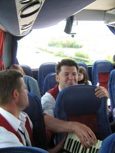 Auf dem Weg nach Ingoldingen