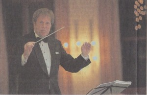 Unser Dirigent Andreas Heil
