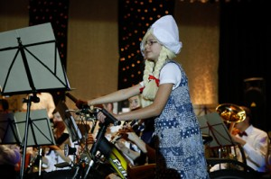 Marie & das Fahrradsolo