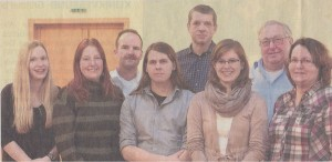 Der Vorstand 2015