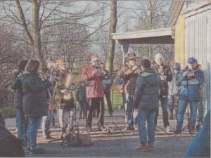 Weihnachtsmarkt Lebenshilfe Bingenheim