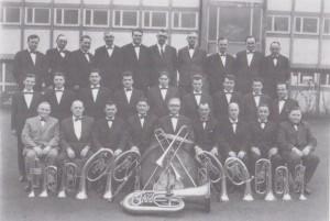 Gruppenfoto 1964